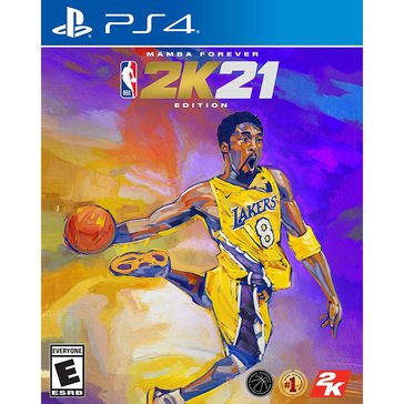 PS4 NBA 2K21 Mamba Forever Edition
