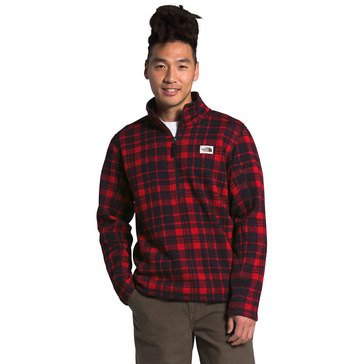The North Face Men's Gordon Lyons Holiday Quarter Zip
