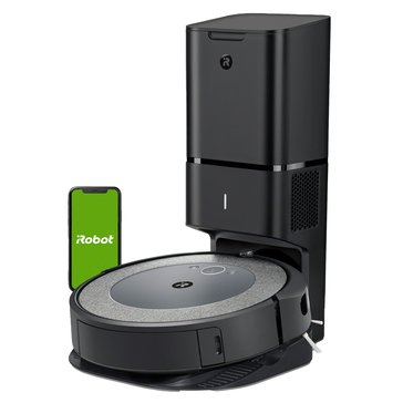 iRobot Roomba i3 Wi-Fi Connected Robot Vacuum with Automatic Dirt Disposal