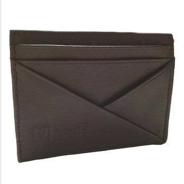 Stone Mountain Men's Lambs Leather RFID Wallet