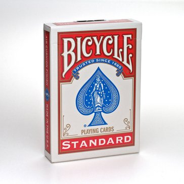 Bicycle Playing Cards - Rider Back Poker