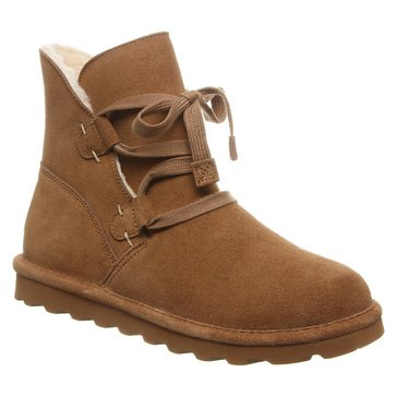 Bearpaw Women's Zora Lace Up Chukka Boot