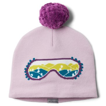 Columbia Girls' Arctic Blast Beanie with Pom
