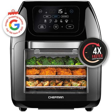 Chefman 10-Quart Air Fryer Toaster Oven
