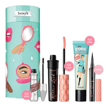 Benefit Cosmetics Tiered Set with Roller Lash Party Curl