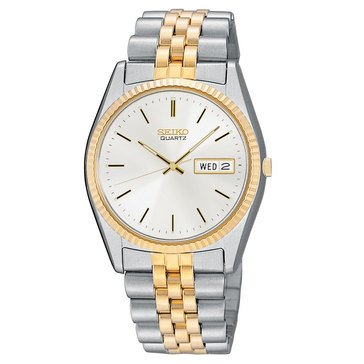 Seiko Men's Essentials 3Hand Bracelet Watch