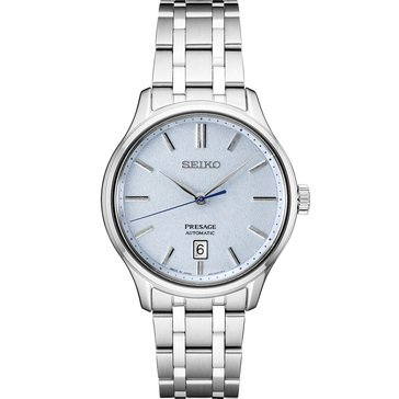 Seiko Men's Presage Japanese Garden Collection Automatic Bracelet Watch