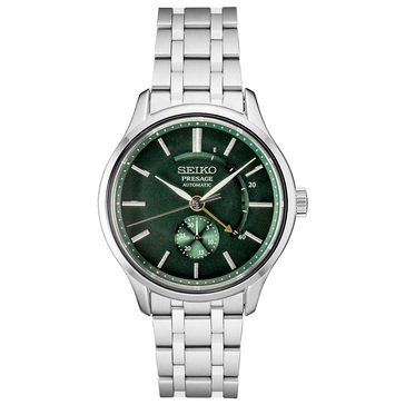 Seiko Men's 29 Jewel Presage Automatic Bracelet Watch