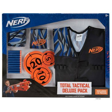 NERF-ELITE Total Tactical Pack Deluxe