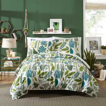Justina Blakeney Jarden 3-Piece Quilt Set