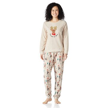 Yarn & Sea Women's Micropolar 2-Piece set