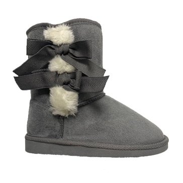 Epic Step Big Girls' Chloe Boot with Bow