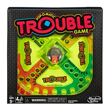 Trouble Neon Pop Game