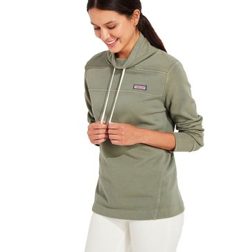 Vineyard Vines Women's Funnel Neck Shirt