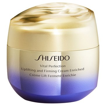 Shiseido Vital Perfection Uplifting / Firming Enriched Cream 75ML