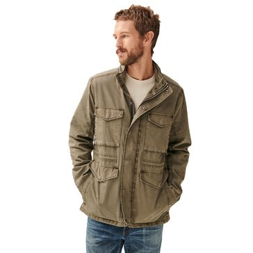 Lucky Brand Men's Cotton Nylon M65 Jacket