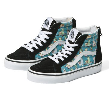 Vans Little Girls' UY SK8-Hi Zip Sneaker