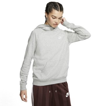 Nike Women's Sportswear Essential Funnel Pullover Fleece