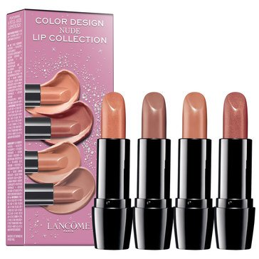 Lancome Color Design Lip Nude Set