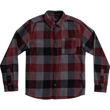 Quiksilver Youth Motherfly Flannel
