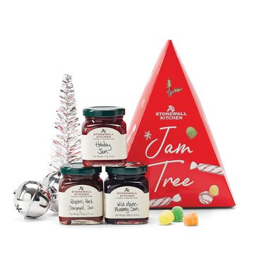 Stonewall Kitchen Holiday Jam Tree