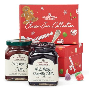 Stonewall Kitchen Holiday Classic Jam Collection