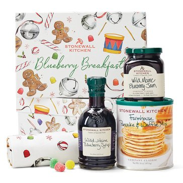 Stonewall Kitchen Holiday Blueberry Breakfast
