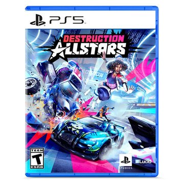 Playstation 5 Destruction All Stars