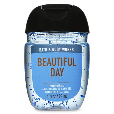 Bath and Body Works Pocketbac Hand Sanitizer - Beautiful Day