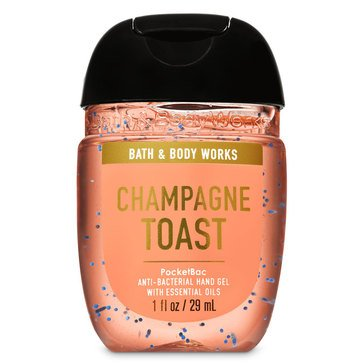 Bath and Body Works Pocketbac Hand Sanitizer - Champagne Toast