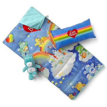 American Girl Courtney's Care Bears Sleeping Bag Set