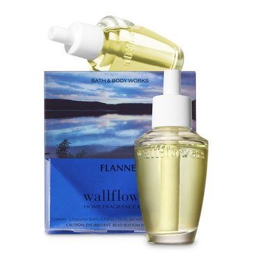 Bath & Body Works WallFlower Refill 2pk  - Flannel