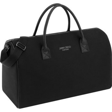Jimmy Choo Mens Black Weekender Bag Gift with Purchase - Free with any Large Spray Purchase