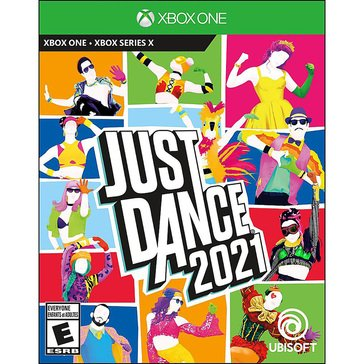 Xbox Series X/ Xbox One Just Dance 2021