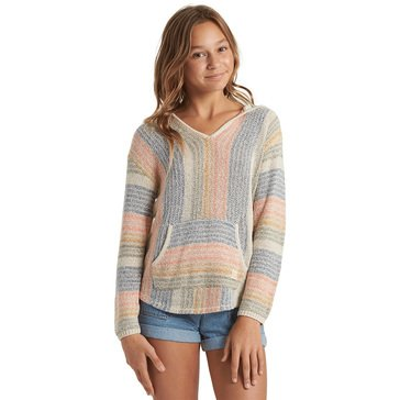 Billabong Big Girls' Baja Cove Hoodie