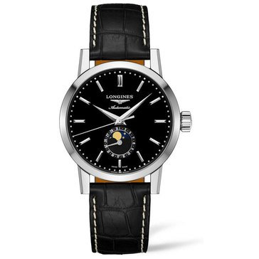 Longines Men's 1832 Automatic Moonphase Watch