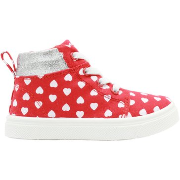 Oomphies Little Girls'  Sam Mid Sneaker
