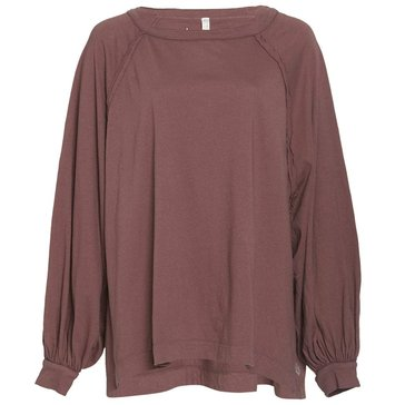 Free People Women's She's Everything Long Sleeve Top