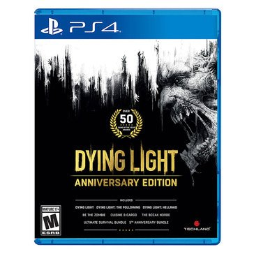 PS4 Dying Light Anniversary Edition