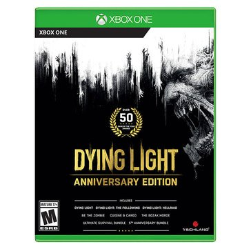 Xbox One Dying Light Anniversary Edition