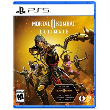 PS5 Mortal Kombat 11: Ultimate Edition