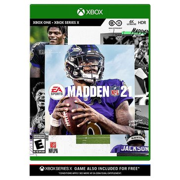 Xbox One/Xbox Series X Madden 21