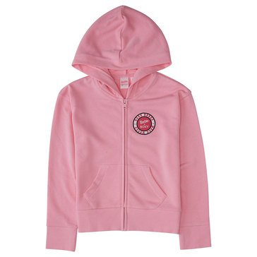 ROXY x Barbie Big Girls' Let Me In Zip-Up Hoodie