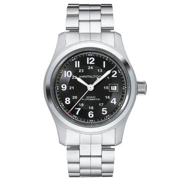Hamilton Khaki Field Automatic Folding Clasp Watch