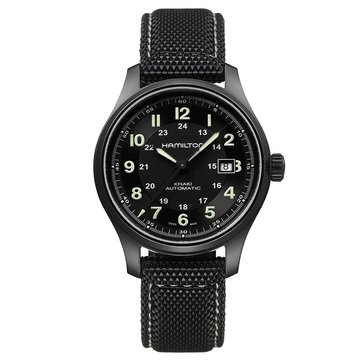 Hamilton Khaki Field Titanium Automatic Watch