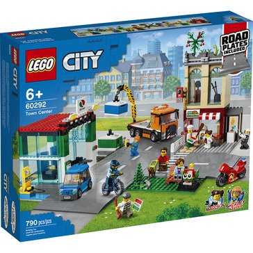 Lego My City 60292 Town Center
