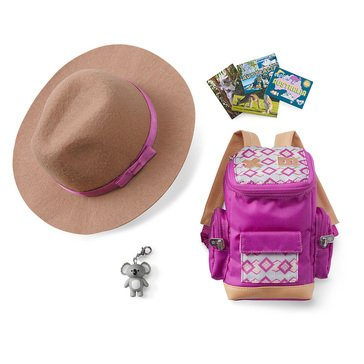 American Girl 2021 Girl of the Year Kira's Accessories
