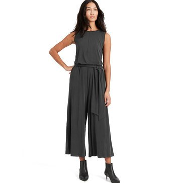 Banana Republic Women's Cropped Sandwash Jumpsuit