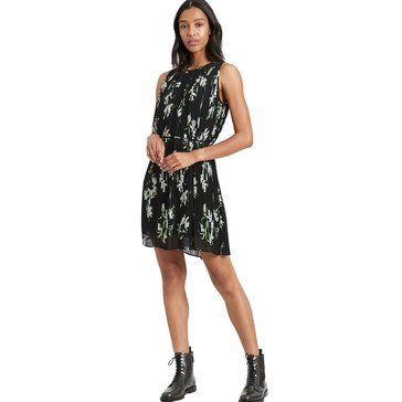 Banana Republic Women's Pleated Mini Dress