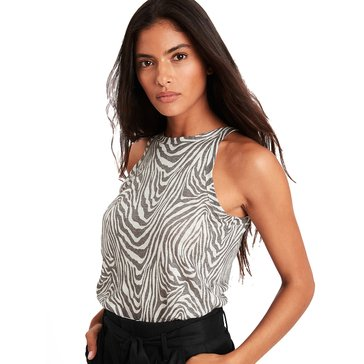 Banana Republic Women's Linen Halter Tank Top